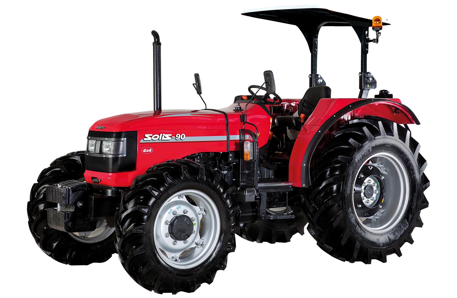 Solis Traktör S90 Kabinsiz